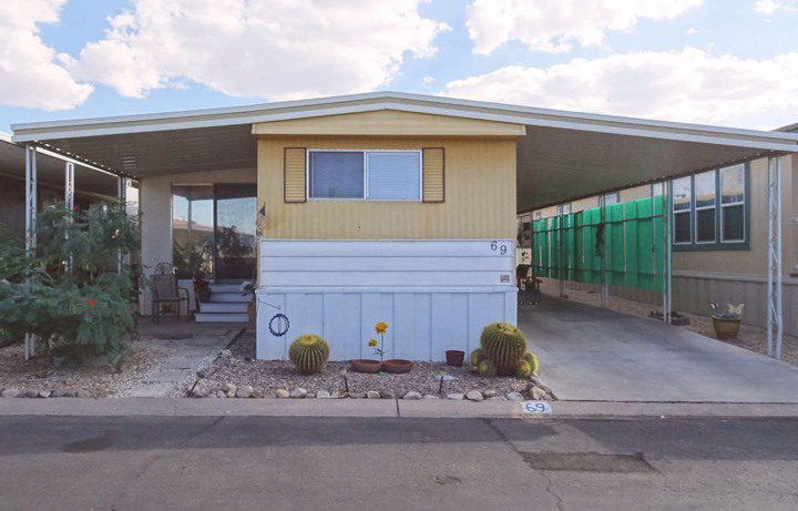 Graham M H Sales Mobile Home Experts